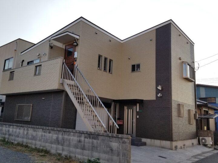 K様邸 外壁塗装工事
