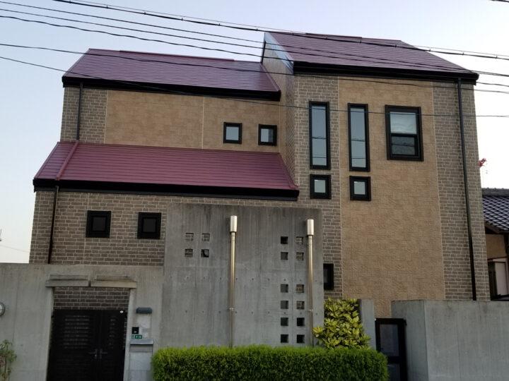 行橋市 K様邸 外壁塗装、屋根塗装工事