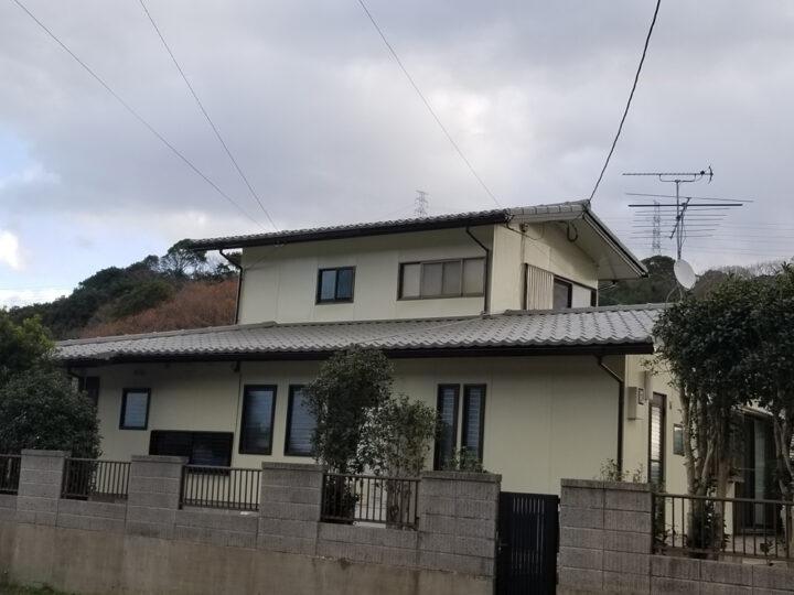 I邸 外壁塗装、屋根塗装工事