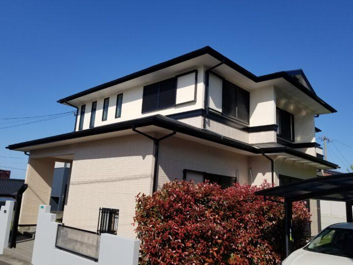 E様邸 外壁・屋根塗装工事