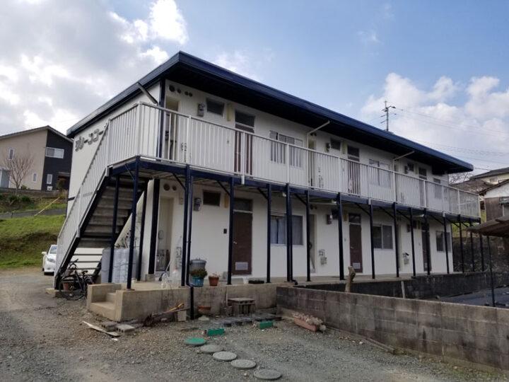 Gコーポ 外壁塗装、屋根塗装工事