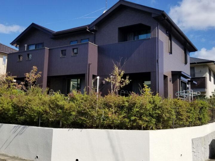 M邸 外壁塗装、屋根塗装工事
