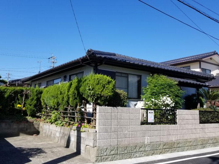 Y邸 外壁塗装、屋根塗装工事