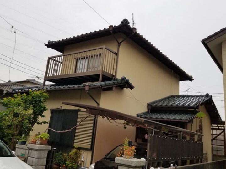 G様邸 屋根塗装