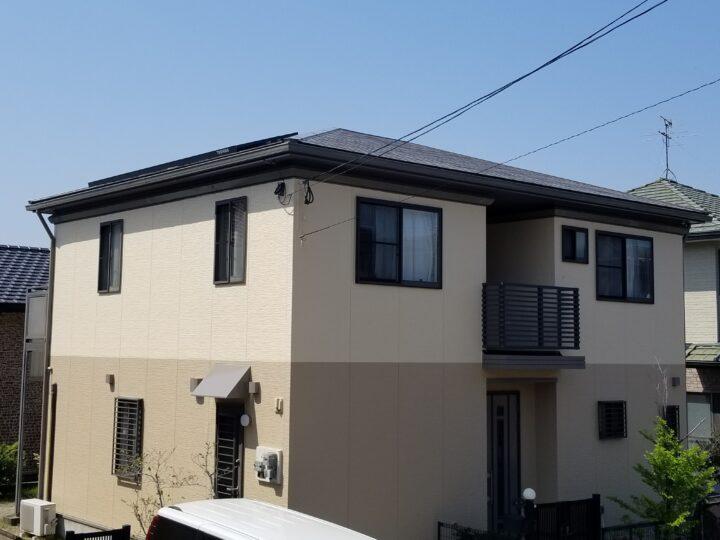 H様邸 外壁塗装、屋根塗装