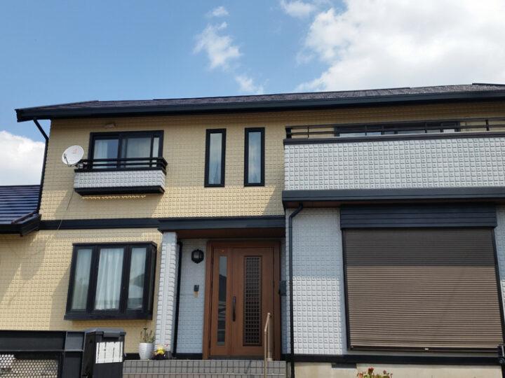 S邸 外壁塗装、屋根塗装工事