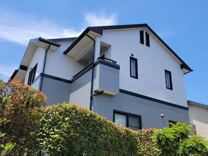 K様邸 外壁・屋根塗装工事