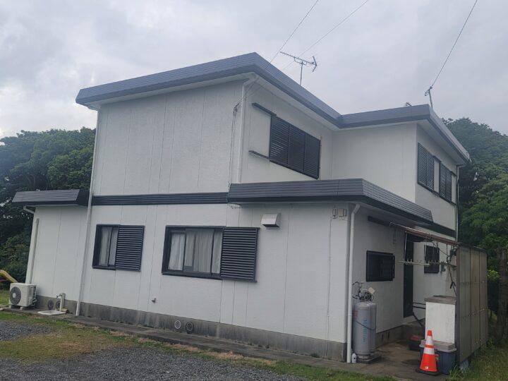 M様邸 外壁塗装、屋根塗装工事