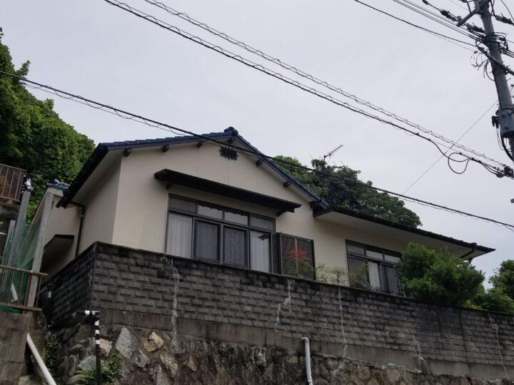 北九州市八幡東区 H様邸 外壁・屋根塗装工事