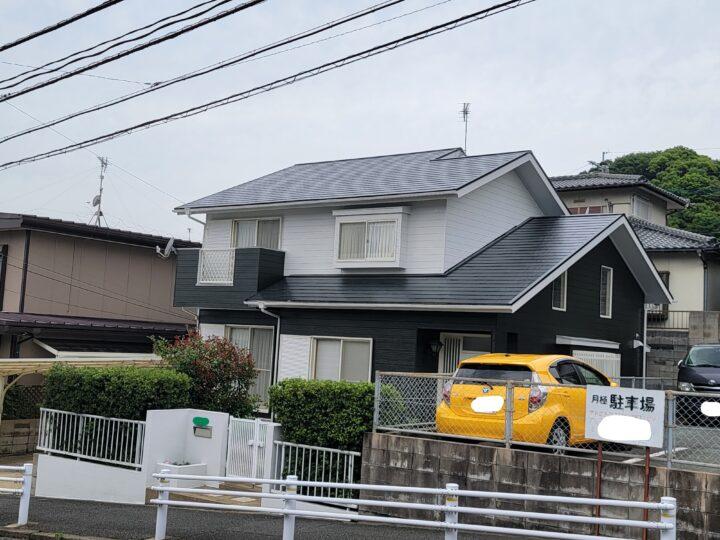 M様邸 外壁、屋根塗装工事
