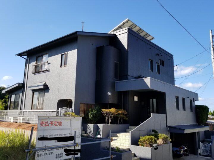 Y様邸 外壁・屋根塗装工事