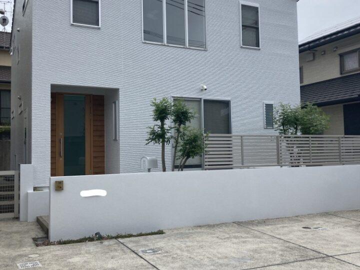O様邸 外壁、屋根塗装工事