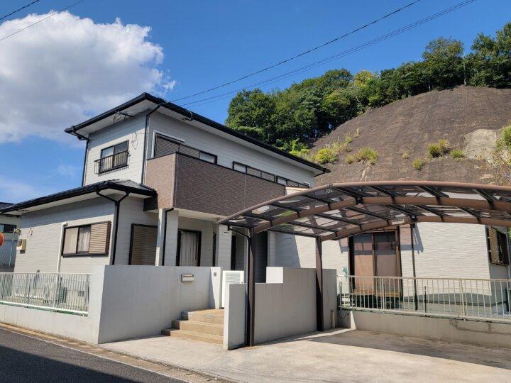 田川市 Y様邸 外壁・屋根塗装工事
