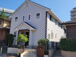 北九州市八幡東区 N様邸 外壁塗装、屋根葺き替え工事