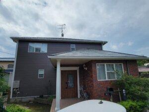 北九州市八幡西区 K様邸 外壁、屋根塗装工事