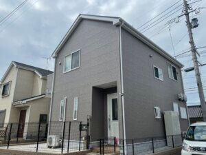北九州市若松区 H様邸 外壁、屋根塗装工事
