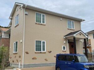 遠賀郡遠賀町 O様邸 外壁・屋根塗装工事
