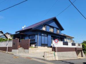 北九州市八幡西区 I様邸 外壁、屋根塗装工事