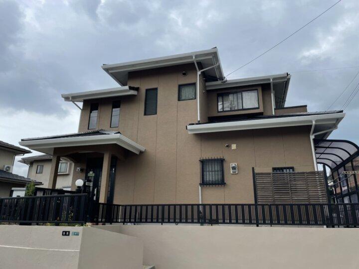 北九州市八幡西区 Y様邸 外壁、屋根塗装工事