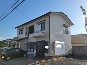 北九州市八幡西区 O様邸 外壁・屋根塗装工事